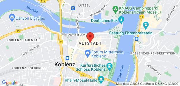 August Müller oHG Bestattungsinstitut in Koblenz