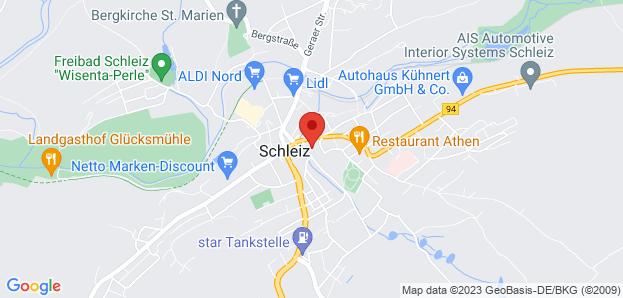 Bestattungshaus Heinz Conrad in Schleiz