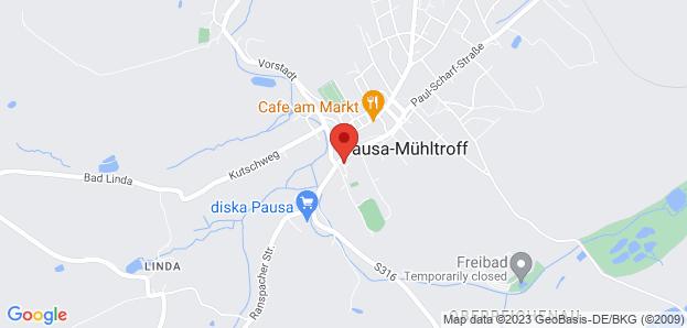 Ballach Manfred Bestattungsunternehmen in Pausa