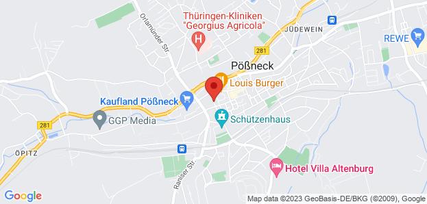 Bestattungs-GmbH in Pößneck