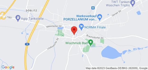 Bestattungsinstitut Hahn GmbH in Triptis