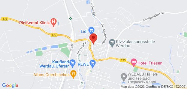 Bestattungsinstitut Naundorf GmbH in Werdau