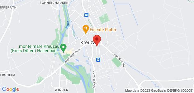 Bestattungshaus Sievernich GmbH Büro und Ausstellung in Kreuzau