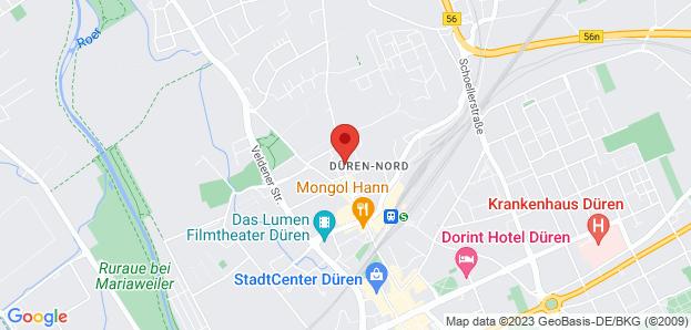 Bestattungshaus Jean Haas  NL d. Nordd. Best-Ges. Bremen mbH in Düren