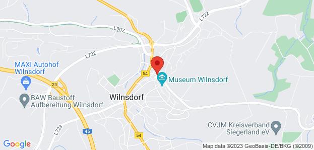 Beerdigungsinstitut Pietät Louis Heinz in Wilnsdorf