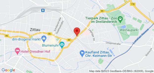 """Bestattungshaus """"Friede"""" U. Zimmermann GmbH in Zittau"""