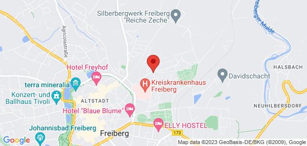 Dirk Steinmetz Bestattungshaus in Freiberg