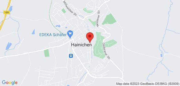 Egon Rieger Bestattungsunternehmen in Hainichen