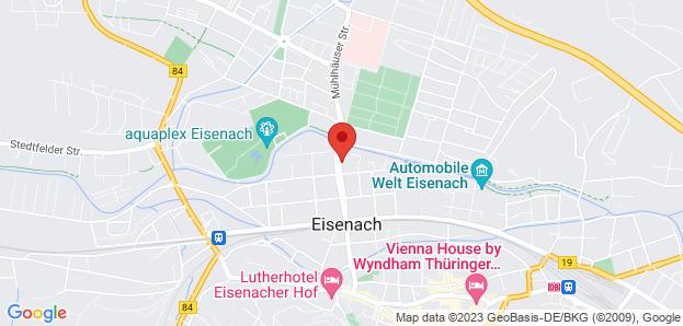 Bestattungshaus Ahlemann in Eisenach