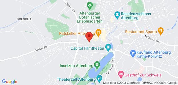 Besattungsinstitut Kießling in Altenburg