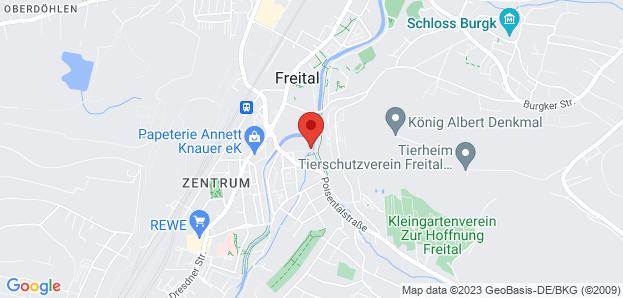 Bestattungshaus am Sachsenplatz GmbH in Freital