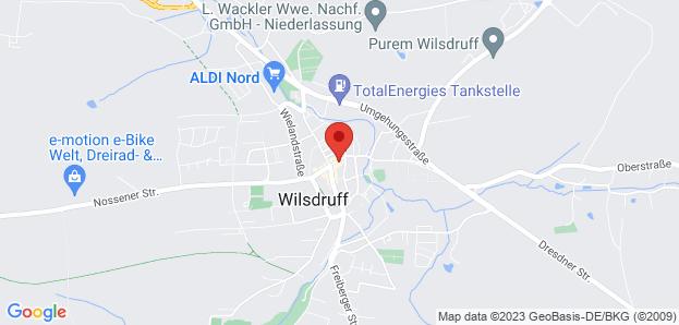 Raimund Dilck Bestattungen in Wilsdruff