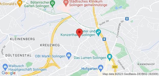 Beerdigungsinstitut Altes e. K. in Solingen