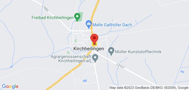 Bestattungsinstitut und Blumenhaus Wicki in Kirchheilingen