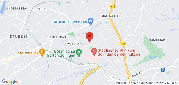 Beerdigungsinstitut Katzbach + Düferenne KG Inh. Frank R. Gr in Solingen
