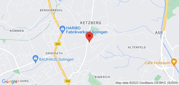 Alfred Marx in Solingen