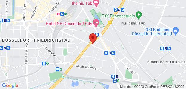 Beerdigungsanstalt Laufer GmbH in Düsseldorf