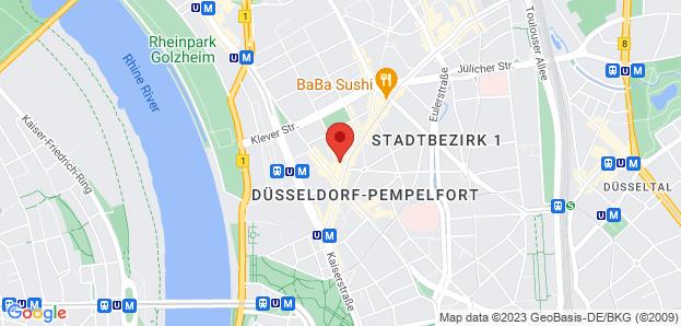 Wilhelm Buschhausen oHG Bestattungsinstitut in Düsseldorf