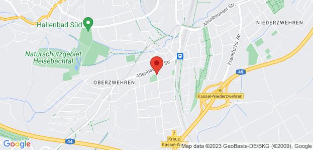 Friedhofsverwaltung Kassel in Kassel