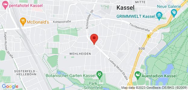 Westhof Bestattungen in Kassel