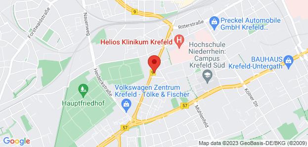 Cornelia Zelz Bestattungsinstitut in Krefeld