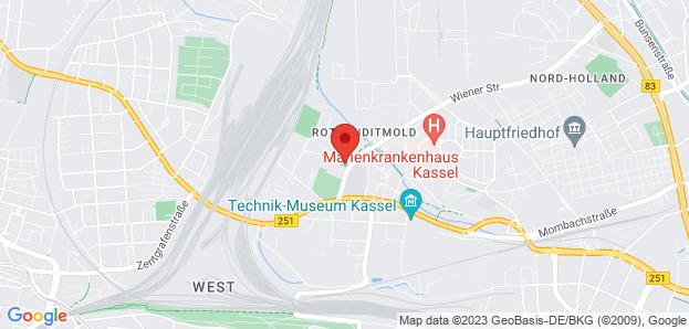 Friedhof Rothenditmold in Kassel