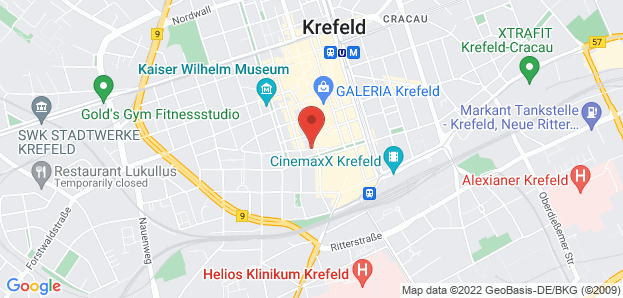 Karl Mermet Beerdigungsinstitut Inh. Klaus Vögtle e. K. in Krefeld