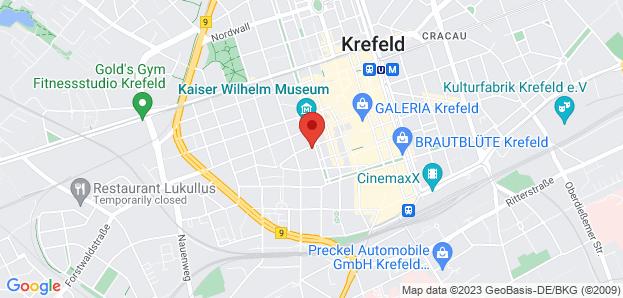 Sinzig Frankenheim Krefelder Bestattungshaus GmbH in Krefeld