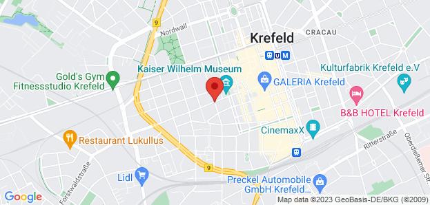 Johannes Zelz Bestattungs-Unternehmen in Krefeld