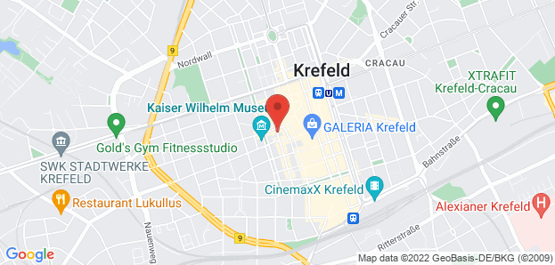 Beerdigungsinstitut Fritz Schreyer in Krefeld