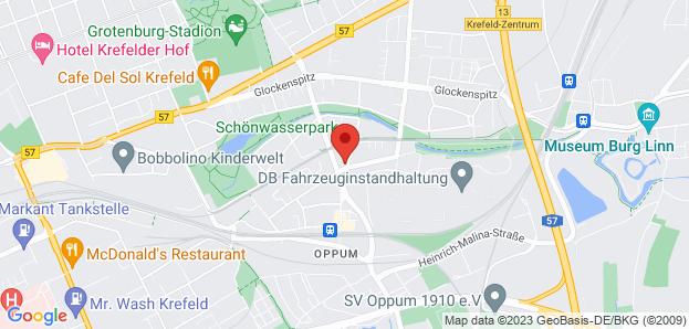 Friede Bestattungshaus Alt-Oppum GmbH in Krefeld