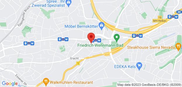 Fohrmann KG Bestattungsinstitut in Mülheim-Ruhr