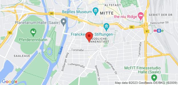 Bestattungsinstitut Hans von Holdt in Halle (Saale)