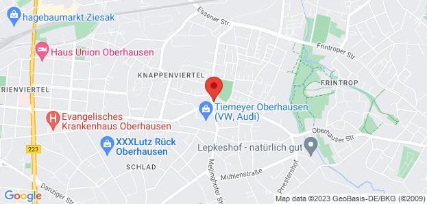 Beerdigungsinstitut Schlingmann in Oberhausen