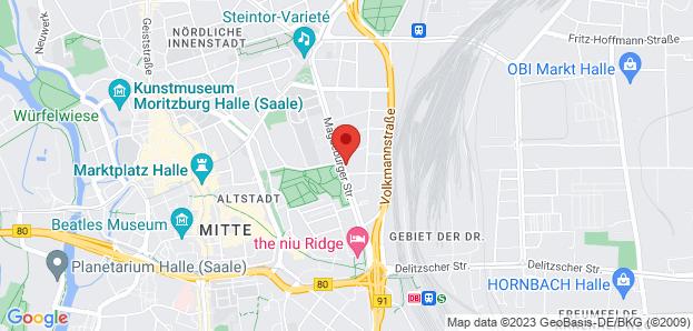 Pietät Halle Bestattungen in Halle ( Saale )