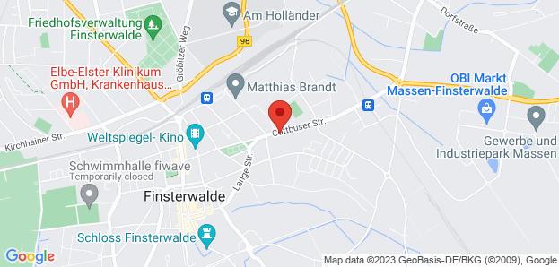 Bestattungsinstitut Erich Liefring KG in Finsterwalde