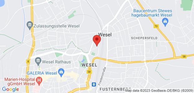 Jürgen Bennies in Wesel