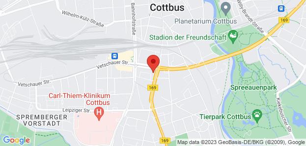 Wolfram Bestattungen Ltd. in Cottbus