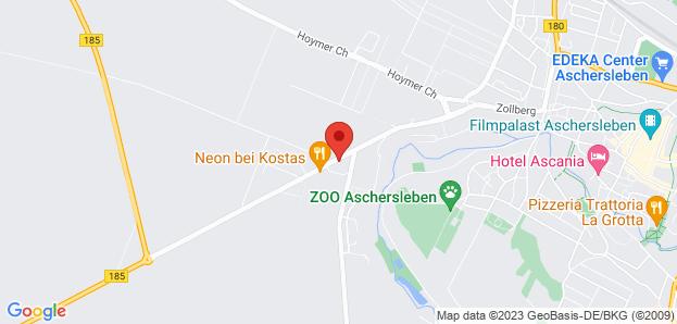Bestattungsinstitut Jens Müller in Aschersleben