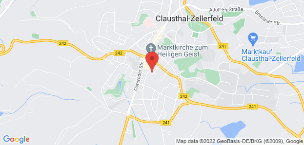 Carl Cissée Beerdigungsinstitut in Clausthal-Zellerfeld