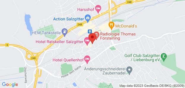 """Bestattungshaus """"Frieden"""" in Salzgitter"""