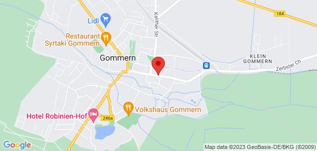 Schmidt, W. Bestattungshaus GmbH in Gommern