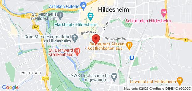 Pinkvos Bestattungskultur Trauernetzwerk Hildesheim GmbH in Hildesheim