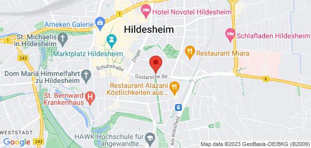 Fechtler-Bestattungen in Hildesheim