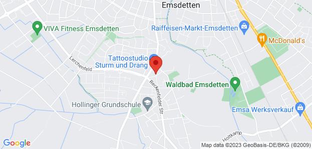 Hans Brüggemann Bestattungsinstitut in Emsdetten