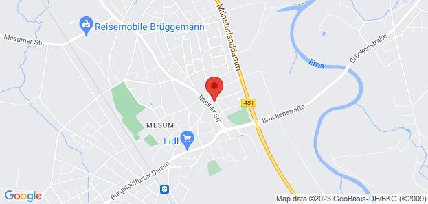 Emsdettener Beerdigungsinstitut Theodor Schulte-Austum KG in Rheine