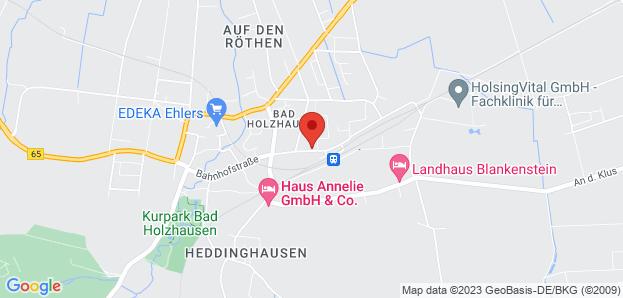 Bestattungshaus Hüffmeier in Preußisch Oldendorf