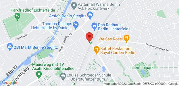 Bestattungshaus Grunow in Berlin