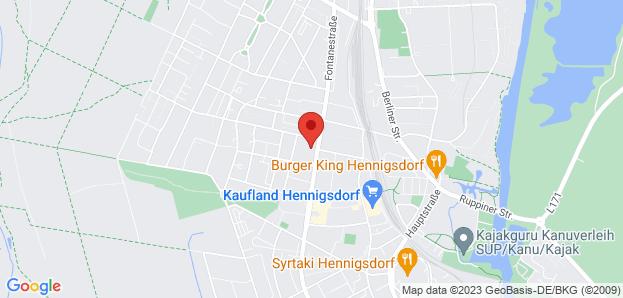 Jürgen Weihrauch Bestattungsinstitut in Hennigsdorf