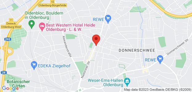 Egon Borchers Bestattungsinstitut in Oldenburg